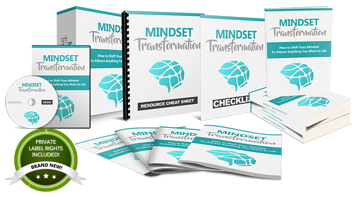 Mindset Transformation PLR Download