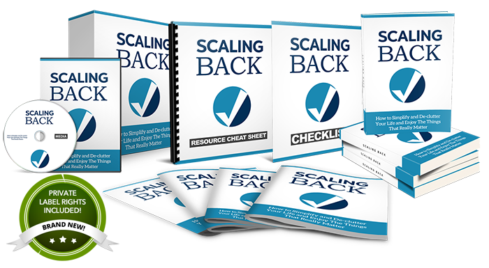 scaling back plr