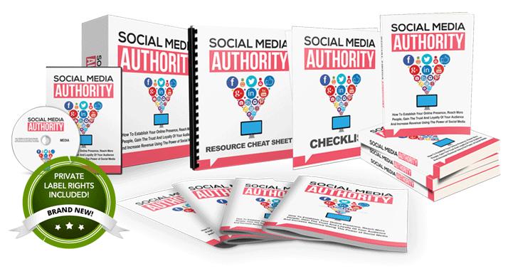 social media authority box set
