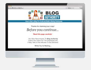 Blog Authority PLR Download
