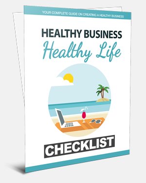 Healthy Business, Healthy Life - PLR Package  Download