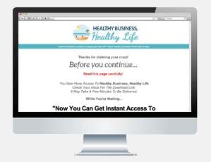 Healthy Business Download