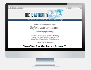 Niche Authority PLR Download