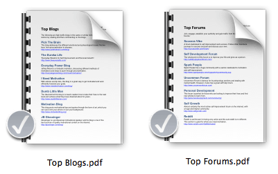 top forums and blogs