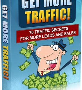 006 – Get More Traffic PLR