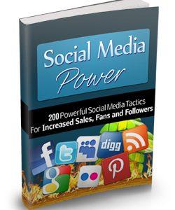 019 – Social Media Power PLR