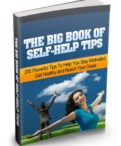 020 – The Big Book Of Self-Help Tips PLR