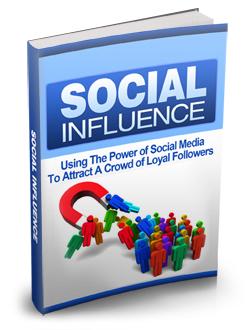 021 – Social Influence PLR