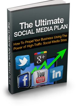 012 – The Ultimate Social Media Plan PLR