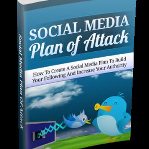 029 – Social Media Plan Of Attack PLR