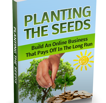 031 – Planting The Seeds PLR
