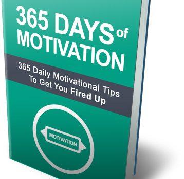 034 – 365 Days Of Motivation PLR