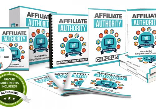 042 – Affiliate Authority PLR