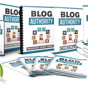 043 – Blog Authority PLR