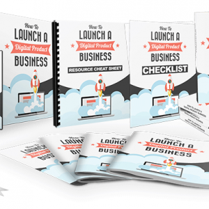 038 – How To Launch A Digital Product Business PLR