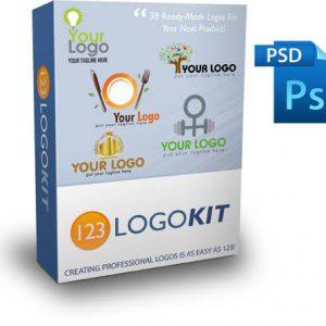 033 – 123 Logo Kit PLR