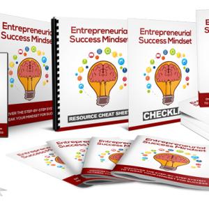 052 – Entrepreneurial Success PLR