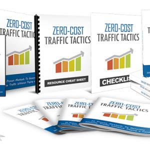 053 – Zero-Cost Traffic Tactics PLR