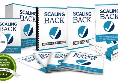 056 – Scaling Back PLR
