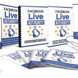 059 – Facebook Live Authority PLR