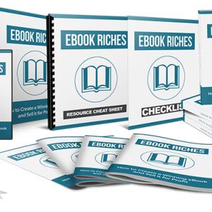 063 – Ebook Riches PLR