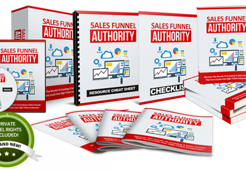 067 – Sales Funnel Authority PLR