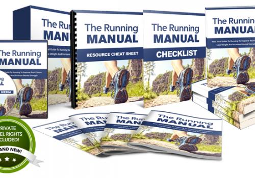 070 – The Running Manual PLR