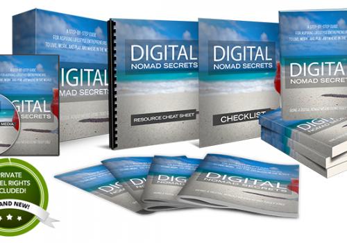 073 – Digital Nomad Secrets PLR