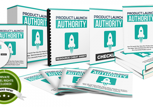 075 – Product Launch Authority PLR