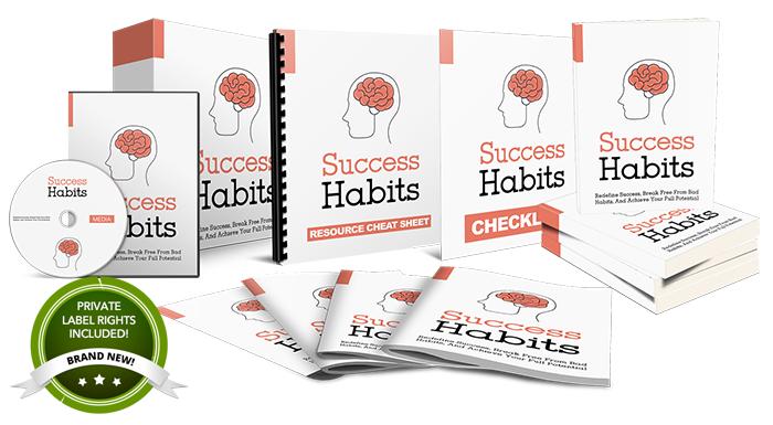 077 – Success Habits PLR