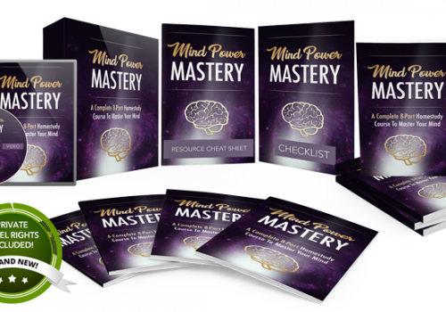 085 – Mind Power Mastery PLR