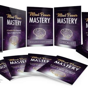 085 – Mind Power Mastery PLR