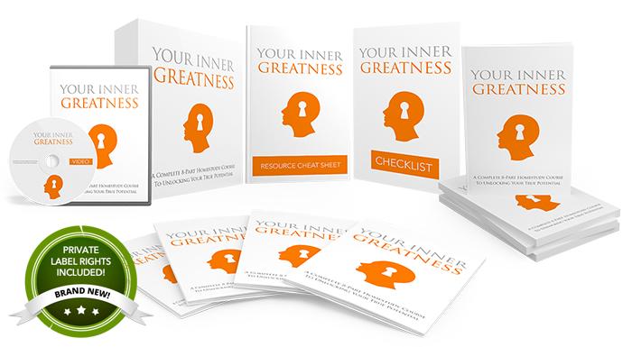 087 – Your Inner Greatness PLR