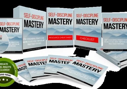 093 – Self-Discipline Mastery PLR