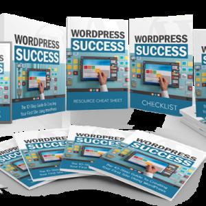 100 – WordPress Success PLR